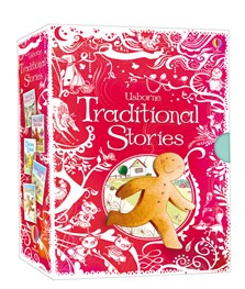 Traditional stories box set
