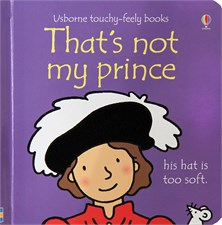 That's not my prince...