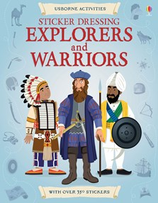 Sticker Dressing: Explorers and Warriors