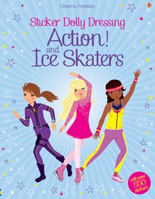 Action! and Ice Skaters