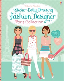 Fashion designer Paris collection