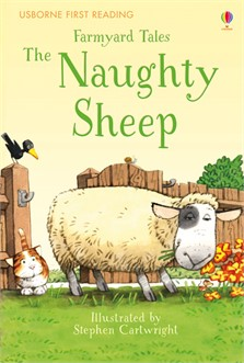 Farmyard Tales: The naughty sheep