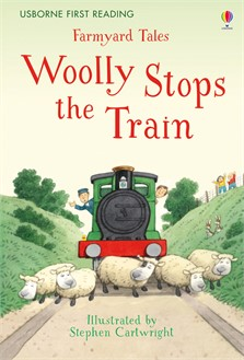 Farmyard Tales Woolly Stops the Train