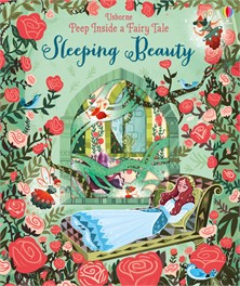 Peep inside a fairy tale: Sleeping Beauty