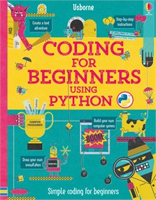 "Coding for beginners using Python"" in Usborne Quicklinks"