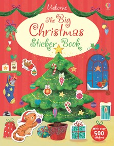 The big Christmas sticker book