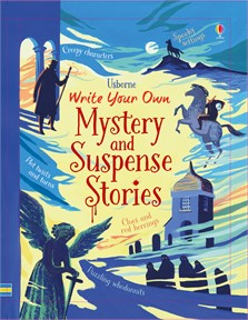 Write your own mystery and suspense stories