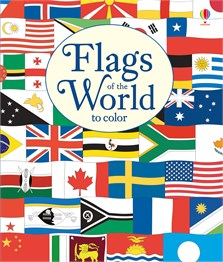 Flags of the world to color