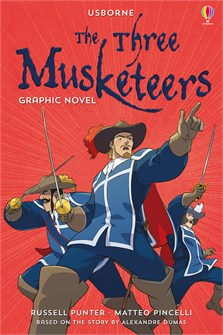 The Three Musketeers graphic novel