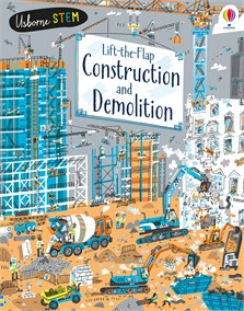 Lift-the-Flap Construction and Demolition