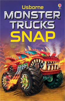 Monster trucks snap