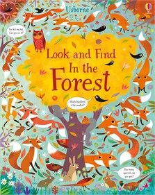 Look and find in the forest