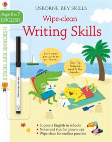 Wipe-clean writing skills 6-7