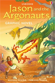 Jason and the Argonauts graphic novel