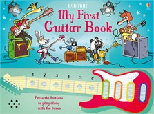 My first guitar book