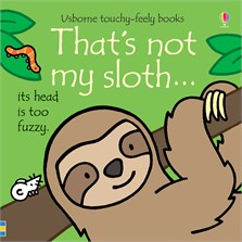 That's not my sloth...