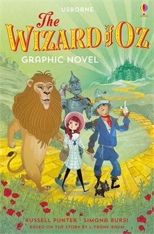 The Wizard of Oz Graphic Novel