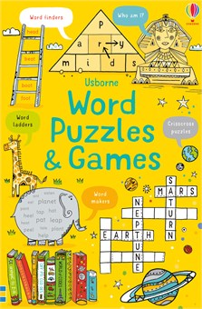 Word Puzzles and Games