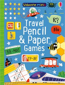 Travel Pencil and Paper Games