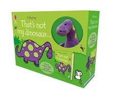 That's Not My Dinosaur Book and Toy