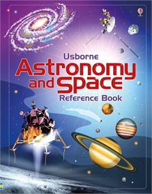 Astronomy and space reference book