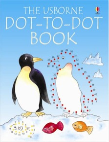 Dot-to-dot book