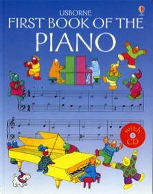 First Book of the Piano with CD