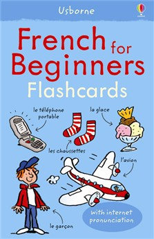 photograph relating to Printable French Flashcards titled French for newbies flashcards\u201d within just Usborne Quicklinks