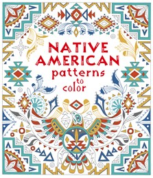 "Native American patterns to color"" in Usborne Quicklinks"