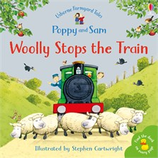 Woolly Stops the Train