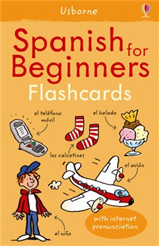 """Spanish for beginners flashcards (Latin American edition)"""" in ..."""