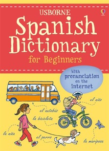 Spanish Dictionary for Beginners (Latin American edition)