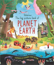 The big picture book of Planet Earth