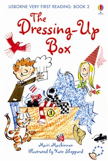 The dressing-up box (US edition)