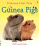First Pets: Guinea pigs