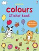 Colours sticker book