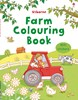 Farm colouring book