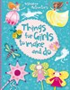 Things for girls to make and do