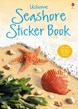 Seashore sticker book