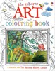 Art colouring book