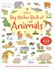 Big sticker book of animals