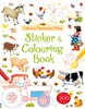 Farmyard Tales sticker and colouring book