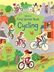 First sticker book: Cycling