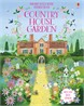 Doll's house sticker book: Country house garden