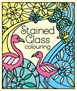 Stained glass colouring