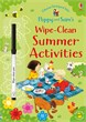 Poppy and Sam's wipe-clean summer activities