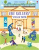 Art Gallery Sticker Book