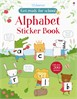 Get ready for school alphabet sticker book (US Edition)