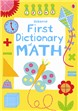 First illustrated dictionary of math