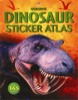 Dinosaur sticker atlas